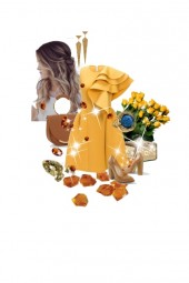 Jewel tones - yellow topaz - I