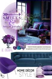 Lots of Purple . . .