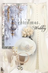 Silver & Gold Wedding Theme
