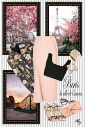Paris in Springtime . . .