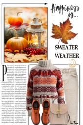 Autumn is Sweater Weather !!