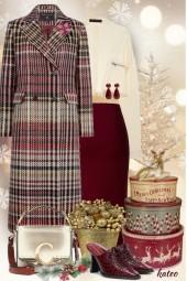 Christmas shopping. . .