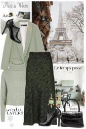 Un hiver parisien