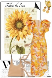 Sunflowers for Spring and Summer