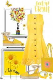 Color me Yellow !!