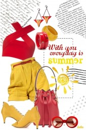 Bright and Bold Summer