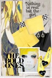Yellow Haired Girl