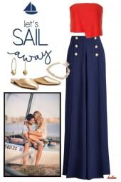 Sail Away !!