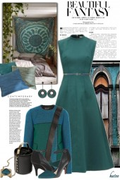 Affinity for Teal