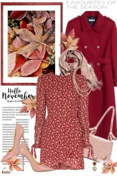 Pink & Red November
