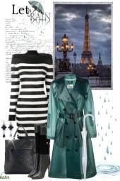 Paris orageux