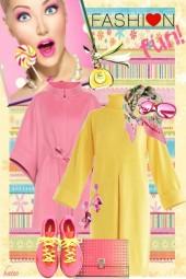 Fun with Fashion !!