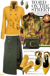 Mustard & Olive Tuesday
