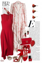 Seeing McQueen Red !!