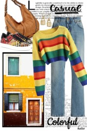 Casual & Colorful March
