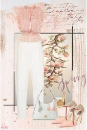 Think Pink, Think Spring !!