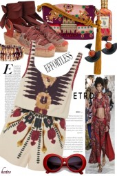 E is for :  ETRO