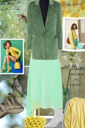 Green and Yellow 2