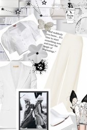whites for spring