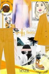 mellow yellow spring