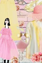 Frog Prince and Fairy Princess