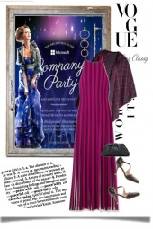 office party- fall  trend
