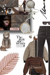 cool weather look