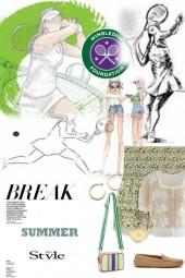 Wimbledon calling- Ladies' Special