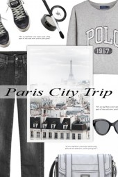 Paris City Trip 2018