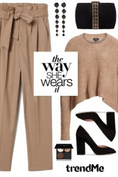 How To Wear Camel!