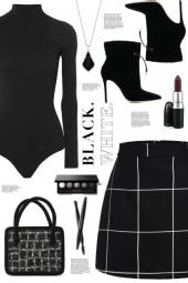 Windowpane Skirt!