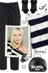 Rugby Striped Top!