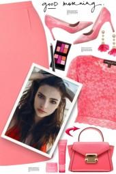 Topshop Floral Lace Top!