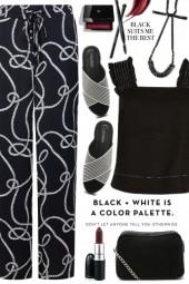 Chain Print Pants!