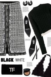 Tweed Pencil Skirt!