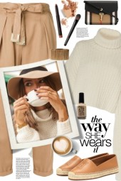 Lapointe Sweater!