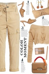 Frame Cargo Pants!