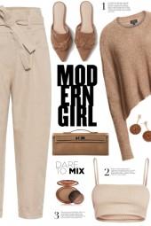 Modern Girl Neutrals!