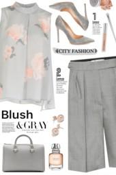 Grey Max Mara Shorts!