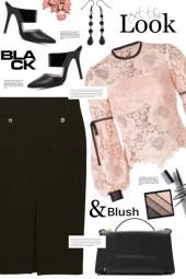 Blush Lace Top!