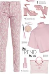 Pink Kate Spade Sandals!