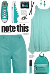 The Color Turquoise!