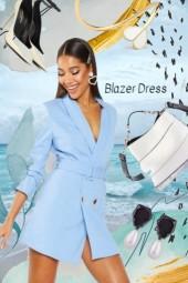 Blazer Dress 1