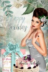Happy birthday Anita Nikolic