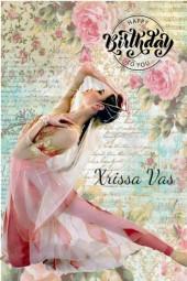 Happy Birthday Xrissa Vas