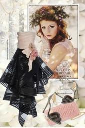 Romantisk kjole 23-10