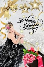 Happy Birthday Desislava Kuzmanova