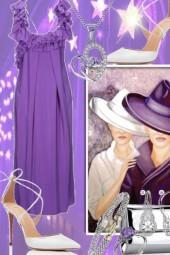 Purple dress 27-2