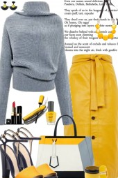 Yellow Grey