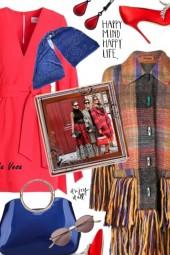Missoni Fringed Cardi Coat